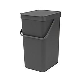 Brabantia® Sort & Go Plastic Trash Can