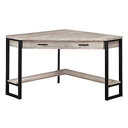 Monarch Specialties 42-Inch Corner Desk