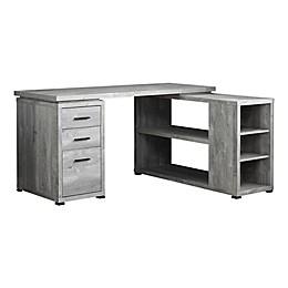 Monarch Specialties Left/Right Facing Corner Desk