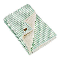 UGG® Remy Dot Sherpa Throw Blanket in Mint