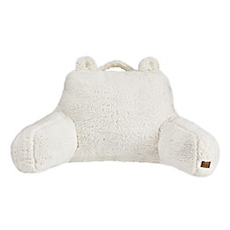 UGG® Casey Sherpa Backrest Pillow in Snow