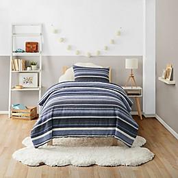 UGG® Brad 3-Piece King Comforter Set in Navy