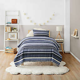 UGG® Brad 2-Piece Twin Comforter Set in Navy