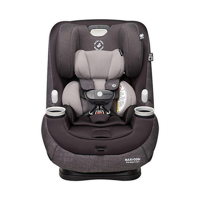 Alternate image 1 for Maxi-Cosi® Pria™ 3-in-1 Convertible Car Seat in Black