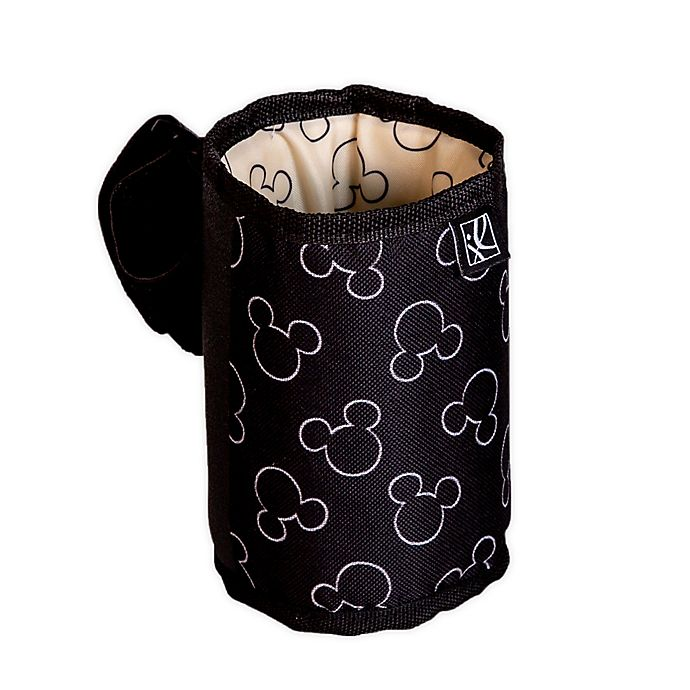 Alternate image 1 for J.L. Childress Disney Baby® Stroller Cupholder in Black