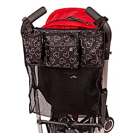 J.L. Childress Disney Baby® Cups N Cargo Stroller Organizer in Black