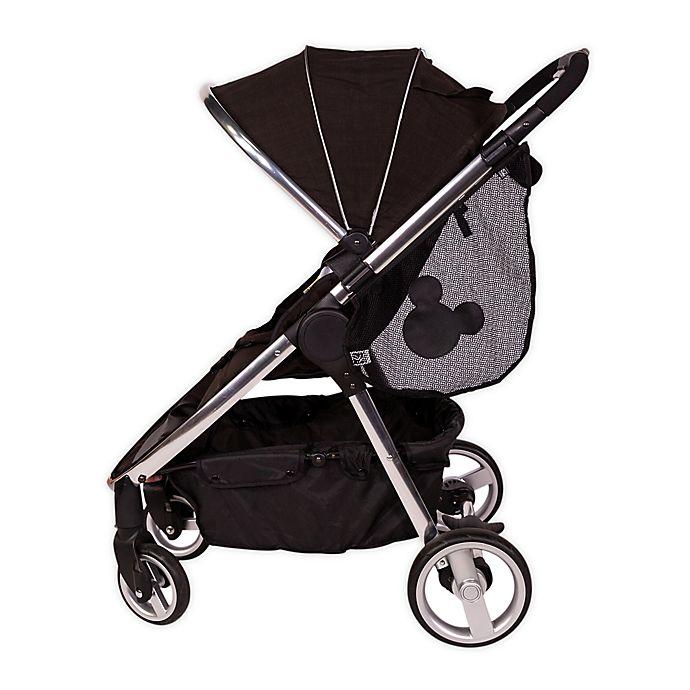 Alternate image 1 for J.L. Childress Disney Baby® Side Sling Stroller Storage Net in Black