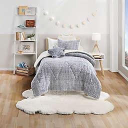 UGG® Casey 3-Piece Full/Queen Comforter Set in Navy