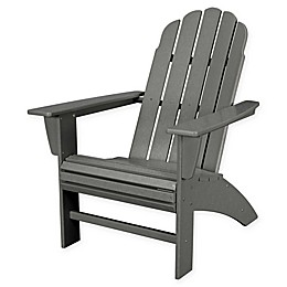 POLYWOOD® Vineyard Curveback Adirondack Chair
