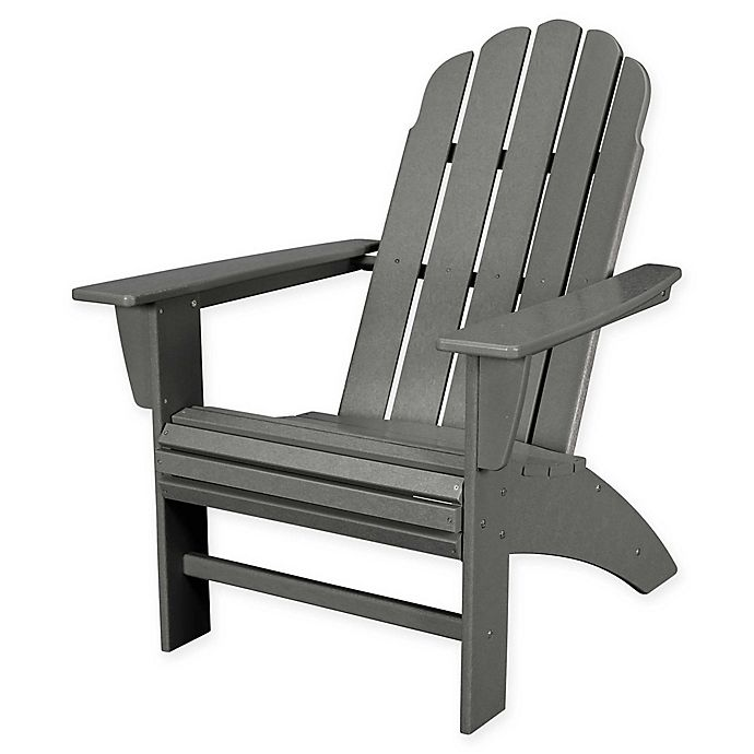 Alternate image 1 for POLYWOOD® Vineyard Curveback Adirondack Chair