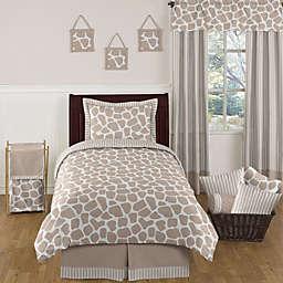 Sweet Jojo Designs Giraffe Standard Pillow Sham