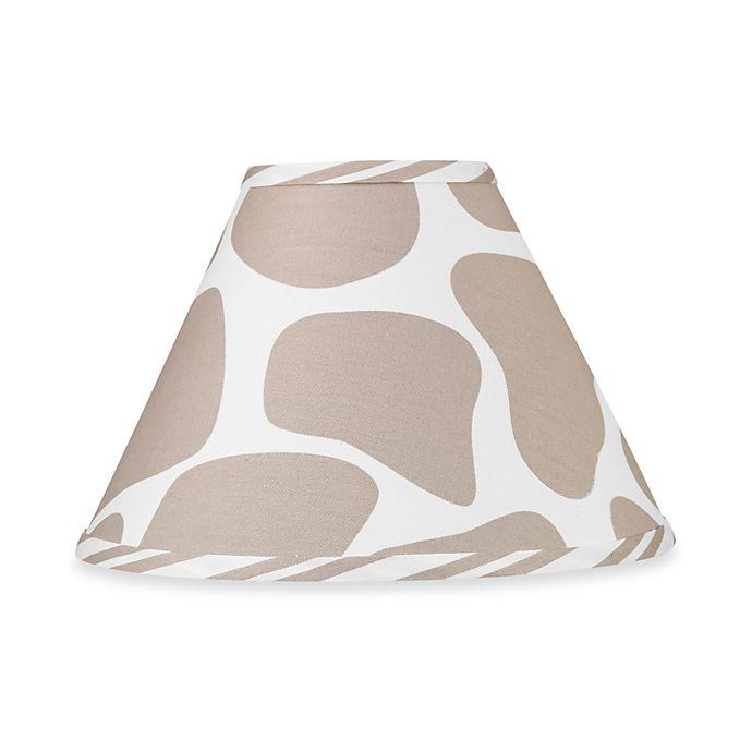 Alternate image 1 for Sweet Jojo Designs Giraffe Lamp Shade