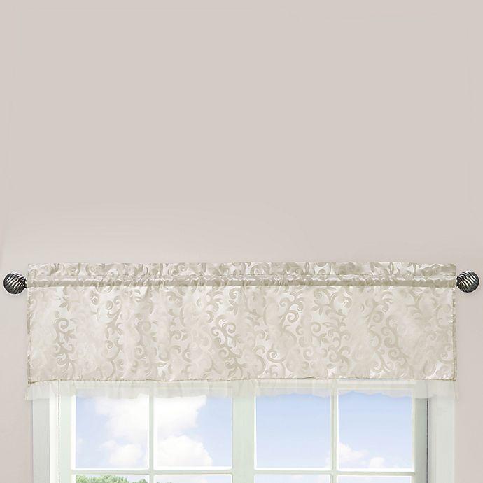 Alternate image 1 for Sweet Jojo Designs® Victoria Window Valance