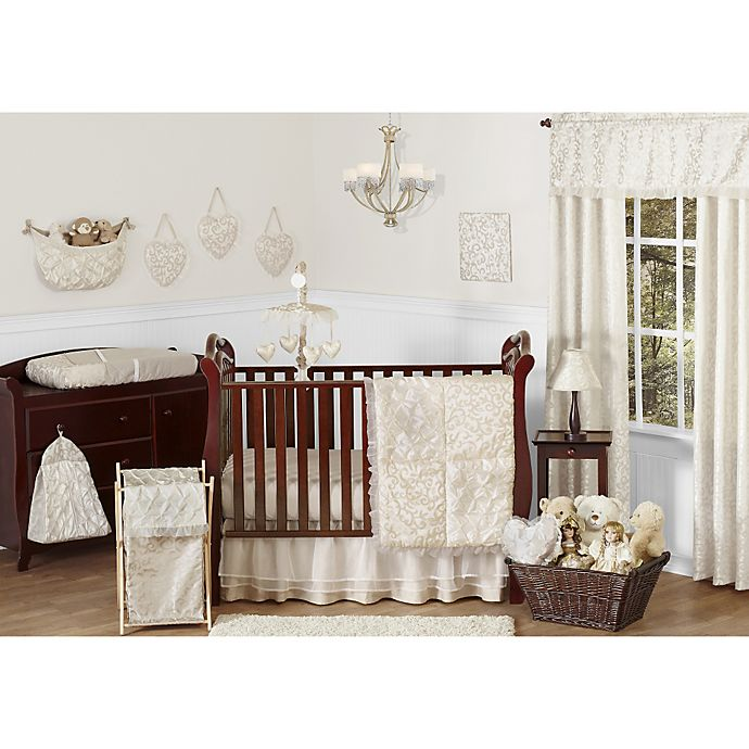 Sweet Jojo Designs Victoria Crib Bedding Collection Bed