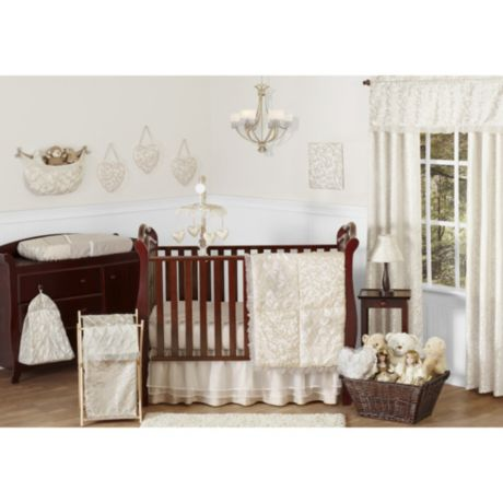 Sweet Jojo Designs 174 Victoria 11 Piece Crib Bedding Set