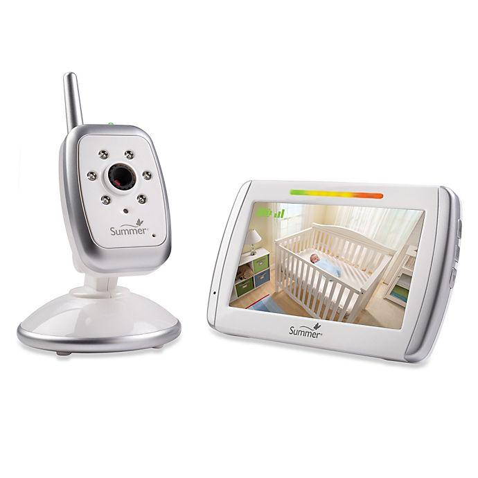 Alternate image 1 for Summer Infant® Wide View™ Digital Color Video Monitor