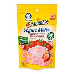 Gerber Graduates Organic Strawberry Yogurt Melts®