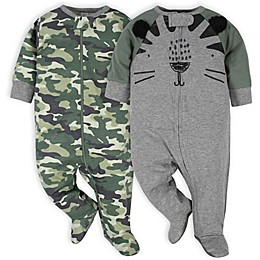 Gerber® 2-Pack Tiger Camo Sleep 'n Plays