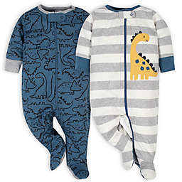 Gerber® 2-Pack Dino Sleep 'n Plays