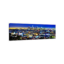 Colossal Images    Los Angeles City Canvas Wall Art