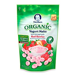 Gerber Graduates Organic Red Berries Yogurt Melts®