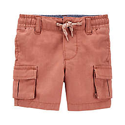 OshKosh B'gosh® Henna Cargo Short