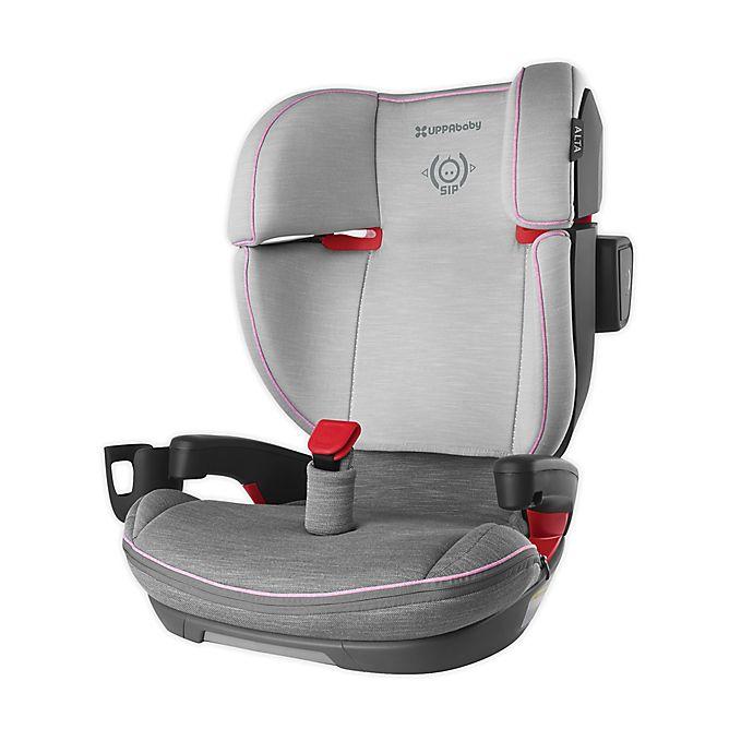 Alternate image 1 for UPPAbaby® ALTA Belt-Positioning Highback Booster Car Seat in Sasha