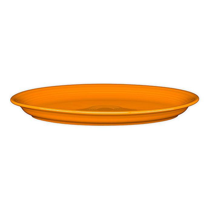 Alternate image 1 for Fiesta® 19.25-Inch Oval Platter in Butterscotch