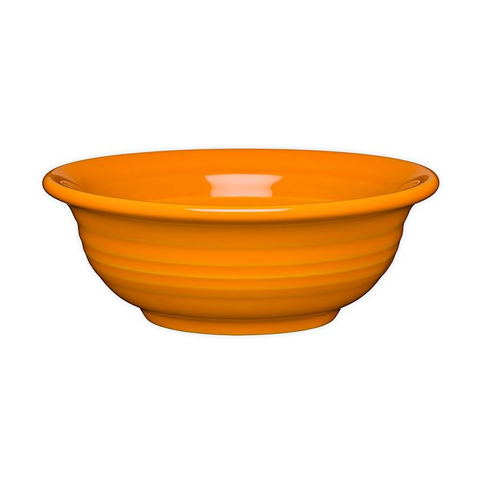 Alternate image 1 for Fiesta® Individual Fruit/Salsa Bowl in Butterscotch