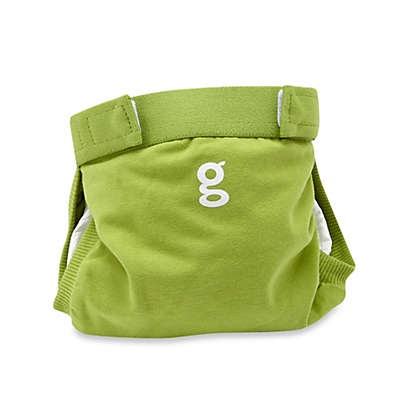 gDiapers gPants in Guppy Green