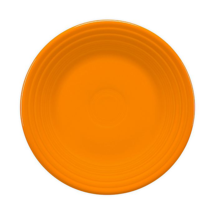 Alternate image 1 for Fiesta® Luncheon Plate in Butterscotch
