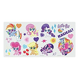 RoomMates® 25-Piece My Little Pony Let's Get Magical Peel and Stick Wall Decal Set
