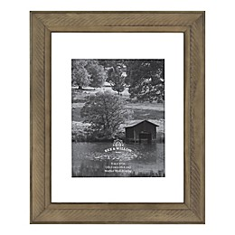 Bee & Willow™ Home Matted Wood Picture Frame