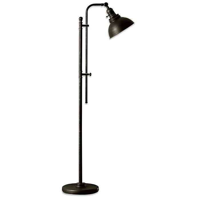 Bleeker Adjustable Floor Lamp Bed Bath Amp Beyond