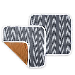 Copper Pearl 2-Pack Three-Layer Security Blankets in Canyon