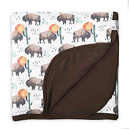 Copper Pearl Reversible 3-Layer Quilt in Bison