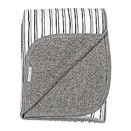 The Honest Company Honest Separates Sketchy Stripe Receiving Blanket