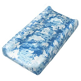 The Honest Company® Watercolor World Organic Cotton Changing Pad Cover