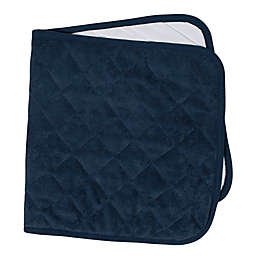 Marmalade™ Waterproof Quilted Changing Pad in Navy