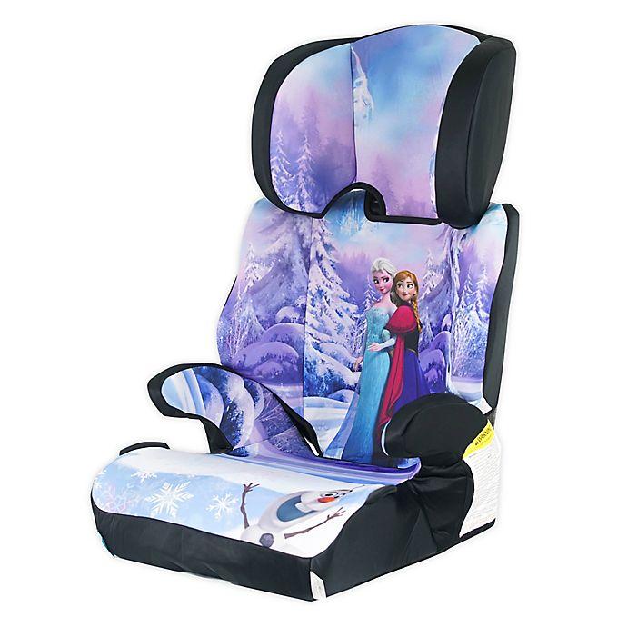 Alternate image 1 for KidsEmbrace® Disney® Frozen Anna and Elsa Belt-Positioning Highback Booster Seat