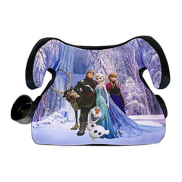 Alternate image 1 for KidsEmbrace® Disney® Frozen Belt-Positioning Backless Booster Seat