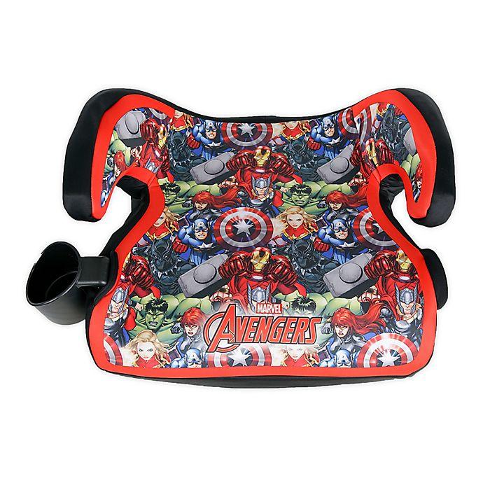 Alternate image 1 for KidsEmbrace® Marvel® Avengers Belt-Positioning Backless Booster Seat