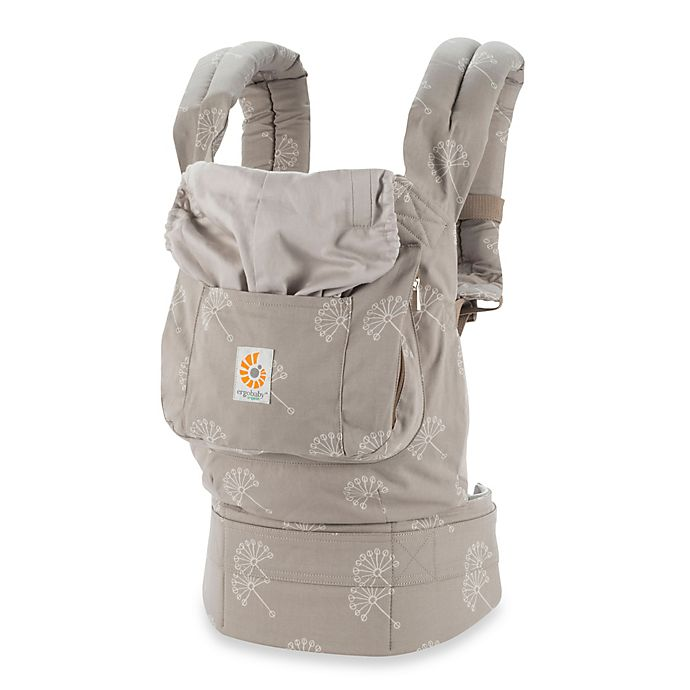 e758865f327 Ergobaby™ Organic Collection Dandelion Baby Carrier in Taupe ...