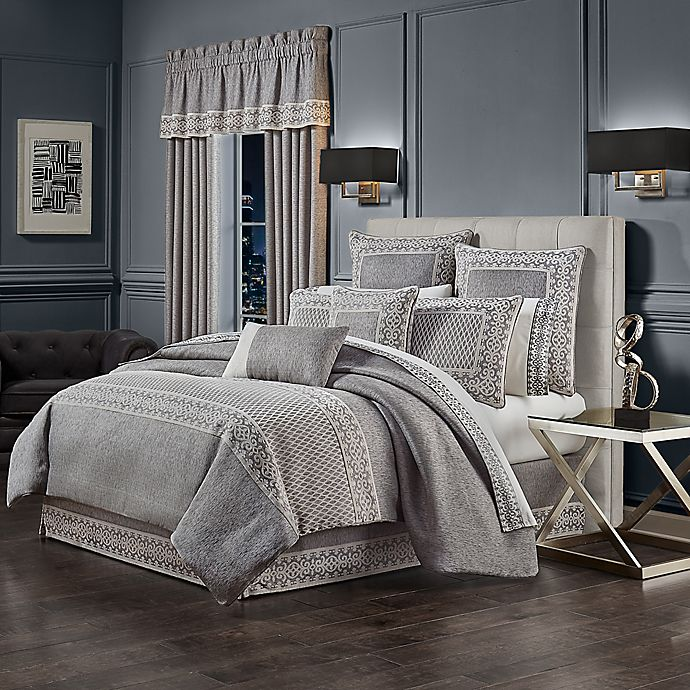 Alternate image 1 for J. Queen New York™ Giselle Bedding Collection