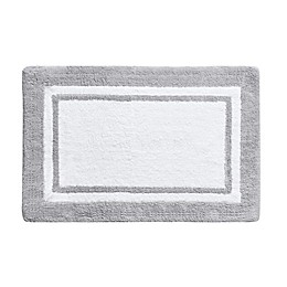 Wamsutta Hotel Border Rug Collection in Grey