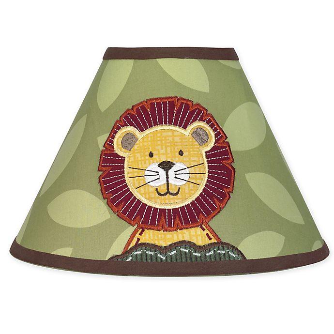 Alternate image 1 for Sweet Jojo Designs Jungle Time Lamp Shade