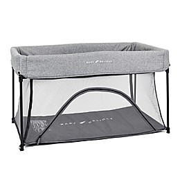 Baby Delight® Go With Me™ Nod Portable Playard in Charcoal