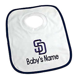 Designs by Chad and Jake MLB San Diego Padres Pull-Over Bib