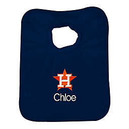 Designs by Chad and Jake MLB Houston Astros Bib in Navy