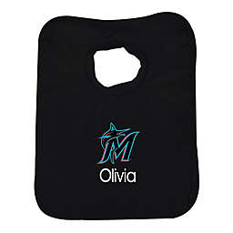 Designs by Chad and Jake MLB Seattle Mariners Bib in Black